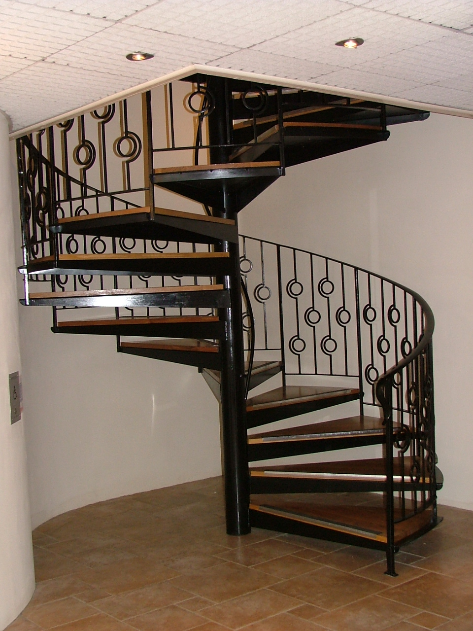 Pin Attic Spiral Stairs Spireco on Pinterest